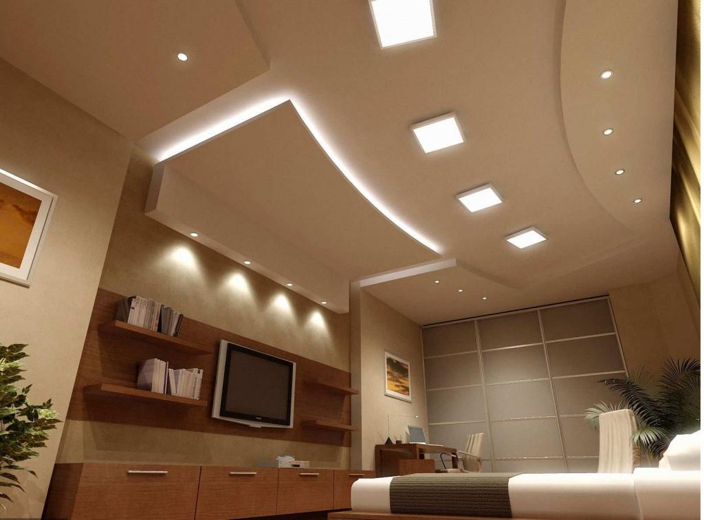 Светильники натяжные потолки
