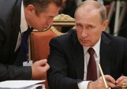 Путин и советник