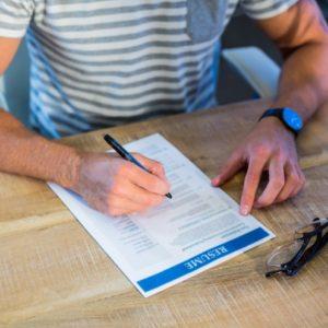 Как писать резюме при поиске работы