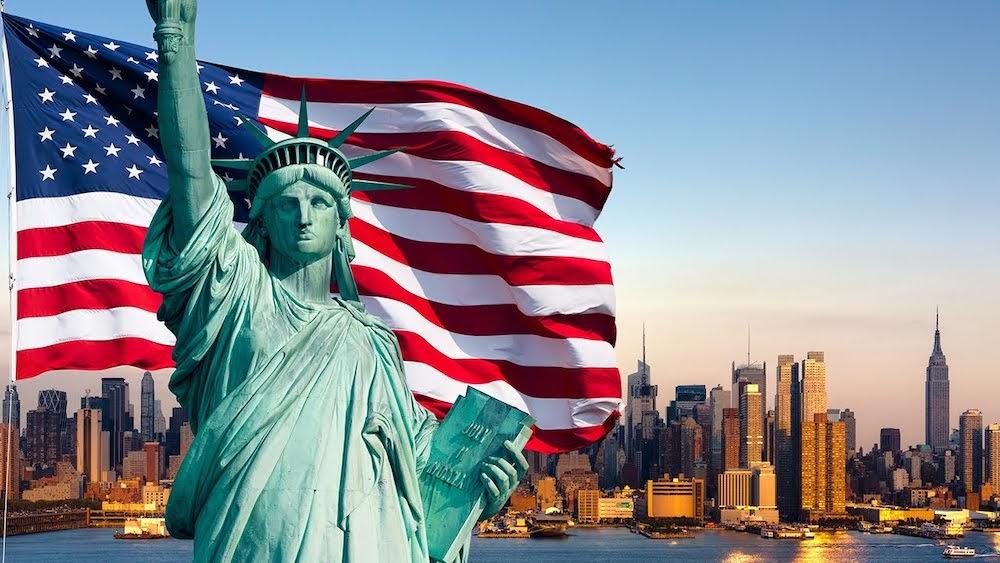 USA виза
