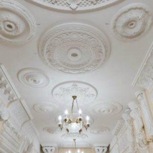 Лепной декор от мастерской «Петергоф» — изысканное украшение интерьера
