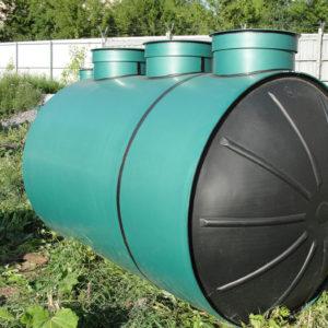 Септик для дачи «ЛокОС»: эффективные очистные сооружения для загородного участка
