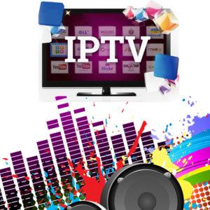 Музыкальные каналы M3U для IPTV