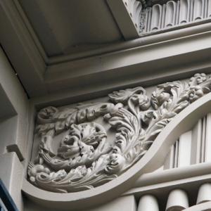 Возможности фасадного декора из стеклофибробетона