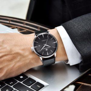 Критерии выбора мужских часов для бизнесменов